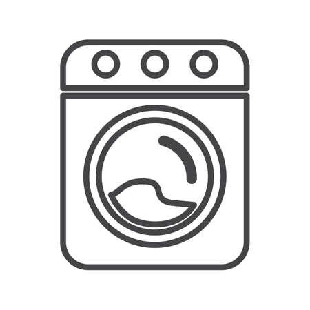 세탁기 스톡 콘텐츠 - 77171972