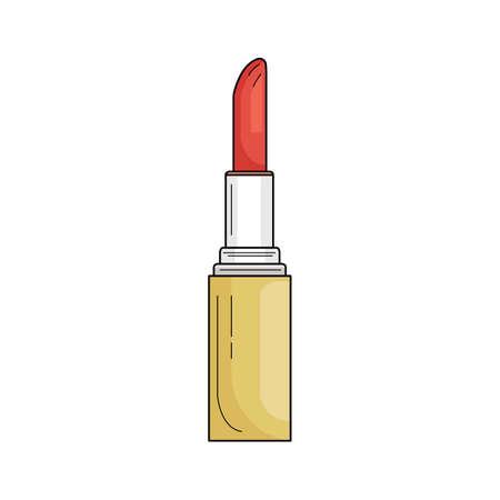 Lipstick Illusztráció