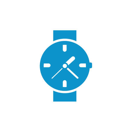 Wrist watch icon Stock Vector - 77254312