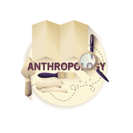 Anthropology concept