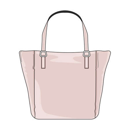 Handbag 向量圖像