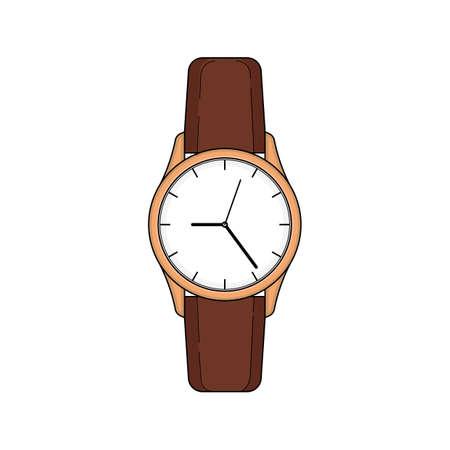 Classic wrist watch
