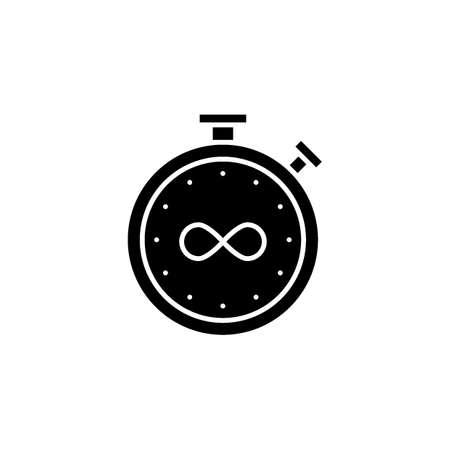 Endless countdown concept