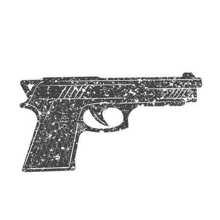 권총 아이콘