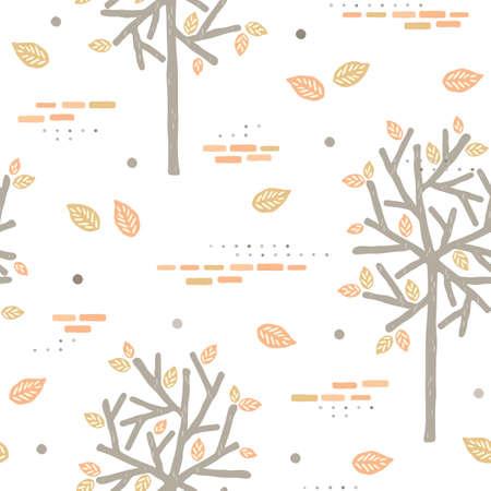 herfstbladeren achtergrondontwerp