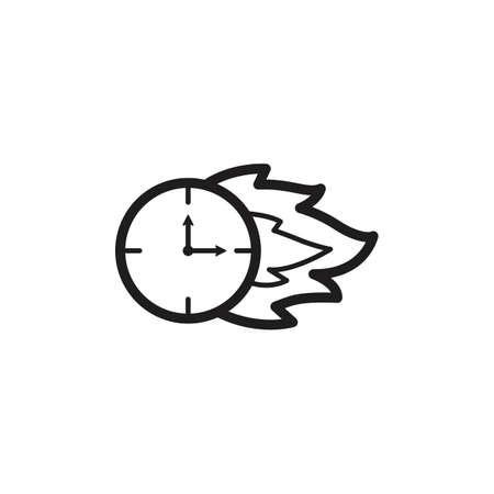fire alarm icon Illustration