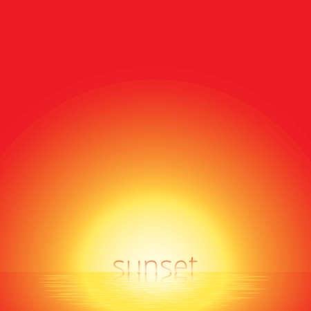 sunset design