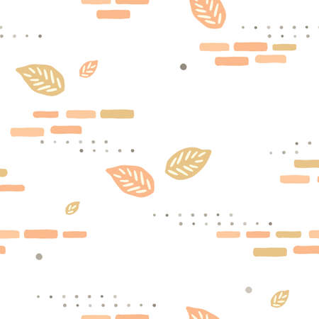 autumn leaves background design