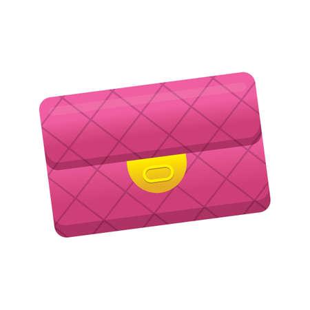 Damen Geldbörse Standard-Bild - 77175030