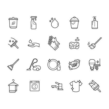 ensemble d & # 39 ; icônes de