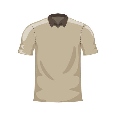 폴로 티셔츠 일러스트
