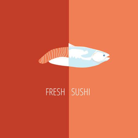 fresh sushi design