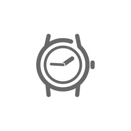 wrist watch icon Stock Vector - 77301395