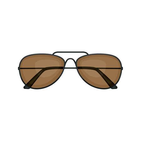 한 쌍의 선글라스