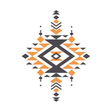 アズテック パターン