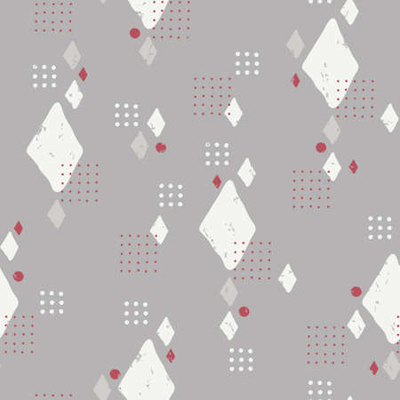 Seamless abstract background design Ilustrace