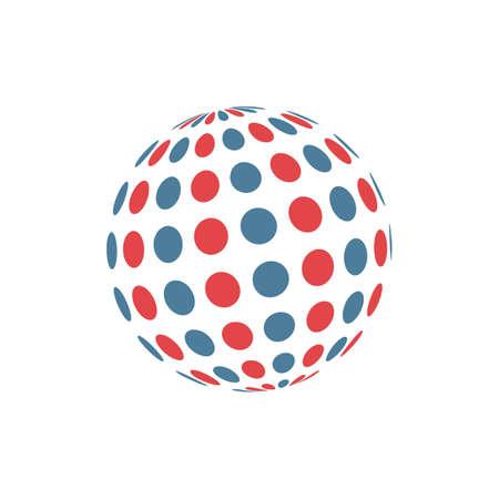 Globe design Illustration