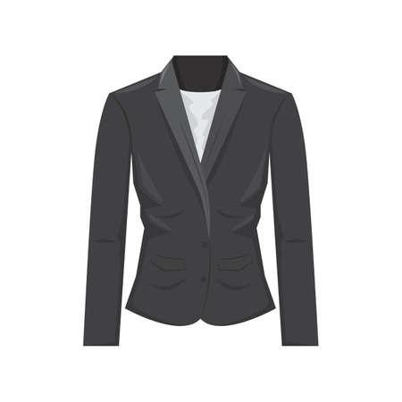 검은 색 재킷
