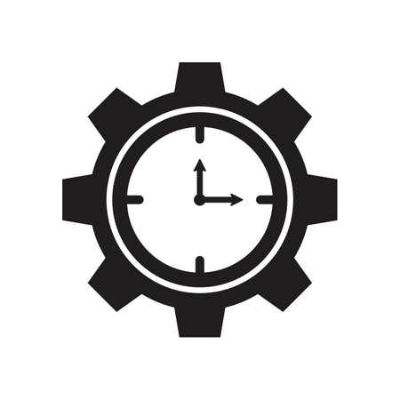 時計設定アイコン