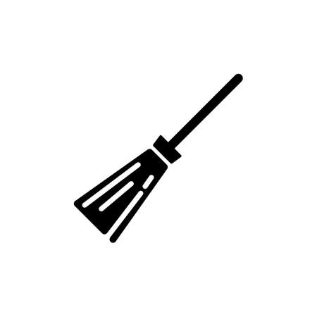 broomstick Illustration