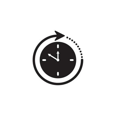 Clock icon Çizim