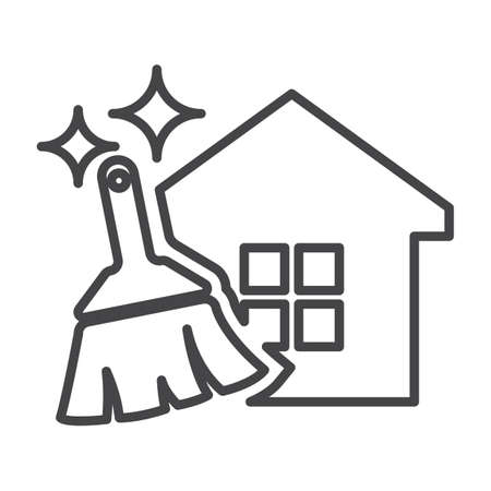 sweeper: house chores icon