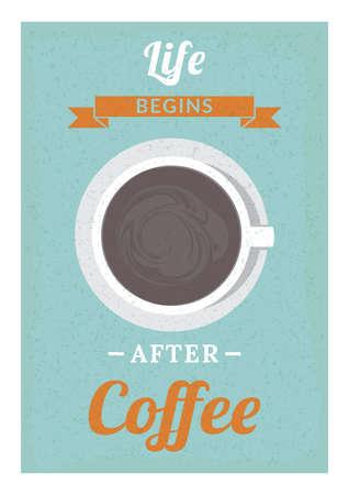 커피 견적 디자인