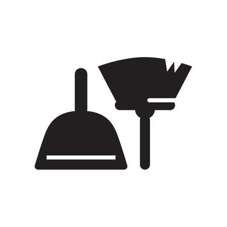 sweeper: Small dustpan and hand sweeper