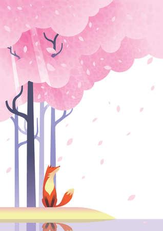 fox poster design