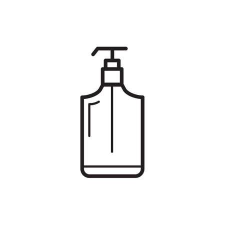 Dispensador de jabón Foto de archivo - 77329223