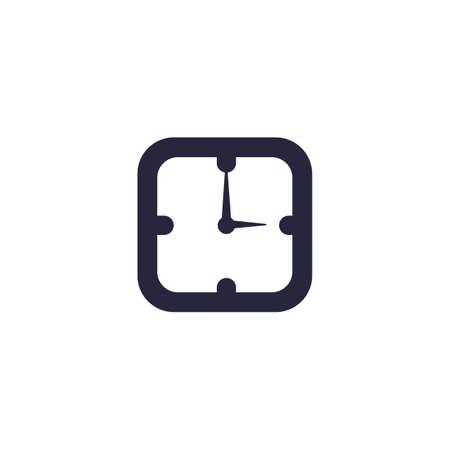 Clock Stock Vector - 77176404