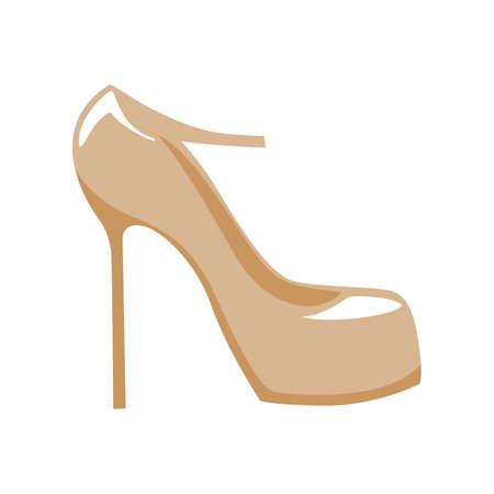 Ladies high heel