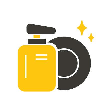 Afwasmiddel en vaatwasmachine