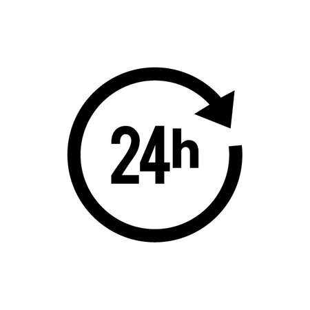 24 hour icon