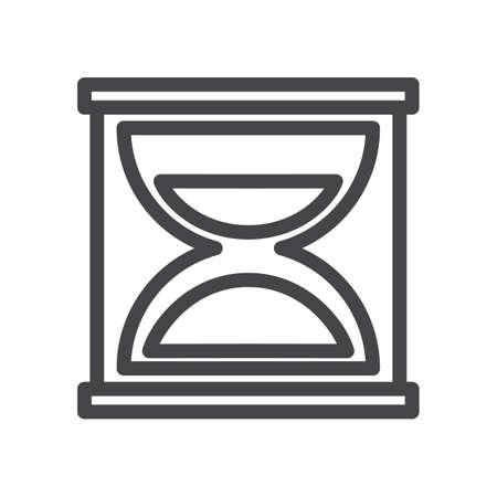 Hourglass icon Stock Vector - 77175682