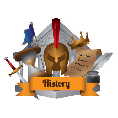 history concept