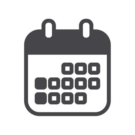 Schedule list icon