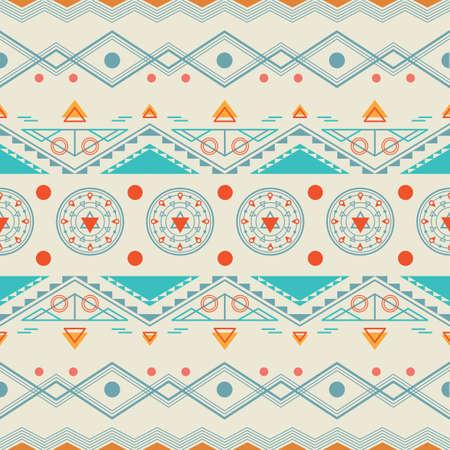seamless aztez background