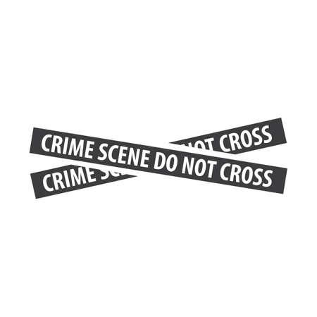 plaats delict tape