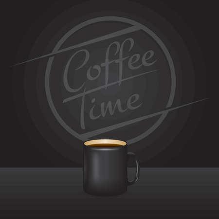 コーヒー タイム デザイン