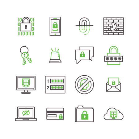 Set of network security concepts