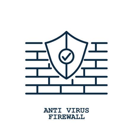 アンチ ウイルス ファイアウォールの概念