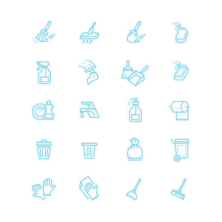 thrash: Collection of cleaning tools