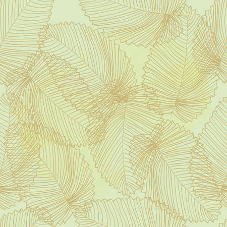 Foliage background design Ilustrace