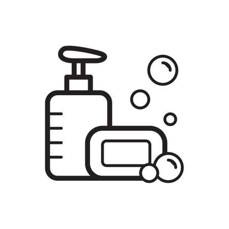 Soap dispenser and soap bar