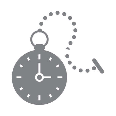 pocket watch icon Иллюстрация