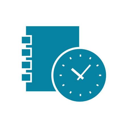planningspictogram Stock Illustratie