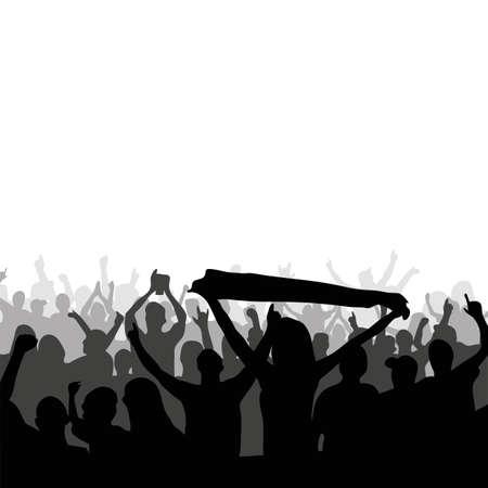 군중 응원