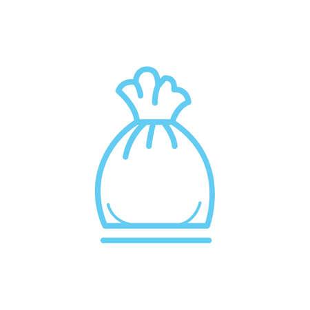 garbage bag Ilustração
