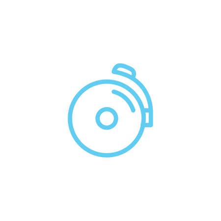alarm icon Illustration